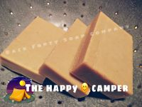 The Happy Camper goat milk soap