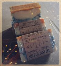 Suzy Qs Busy Bee Goat Milk Soap