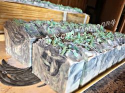 Rejuvenating Eucalyptus goat milk soap