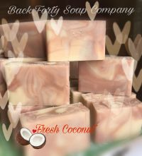 Fresh Coconut Goat Milk Soap