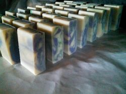 Lavender Mint And Rosemary Goat Milk Soap
