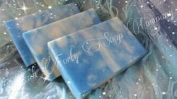 Cool Breeze Goat Milk Soap
