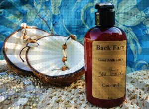 Coconut Goat Milk Lotion