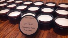 Peppermint Patty Foot Cream