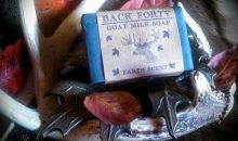 Earth Scent / Activated Charcoal Goat Milk Soap